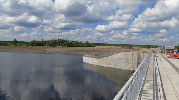 Полоцкая ГЭС, Беларусь
