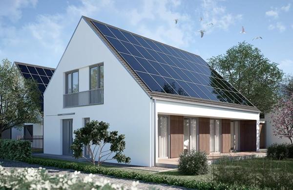 Дома-электростанции, солнечная энергетика, солнечные панели