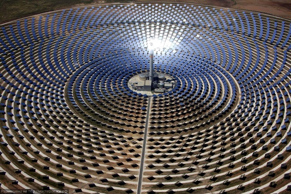 солнечная электростанция, Дубай