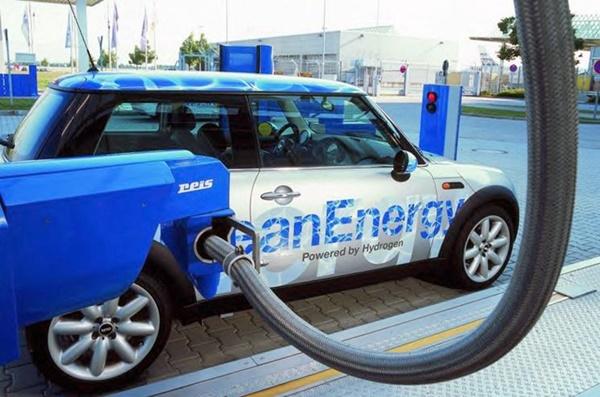 водород, автомобили, водородный транспорт, автоконцерны