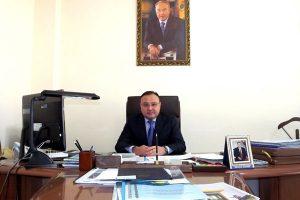 Интервью с заместителем акима города Алматы Мадиевым Алмасом