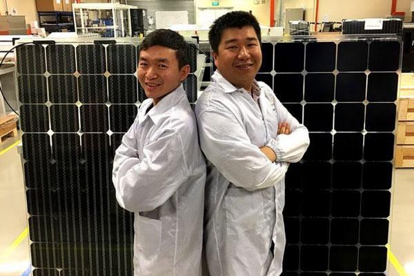 Ученые разработали новый двухсторонний солнечный модуль с эффективностью 22%