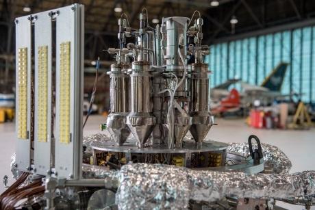 НАСА представило киловаттый реактор для освоения космоса