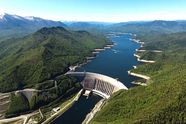 Восстановление Саяно-Шушенской ГЭС после аварии 2009 года завершено