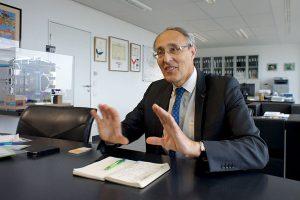 Генеральный директор ITER Бернар Биго