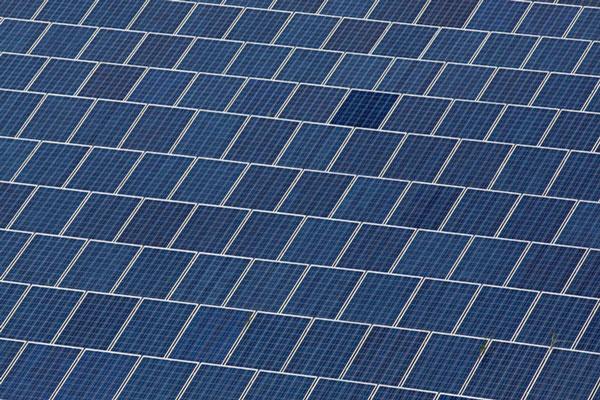 Dibdibah solar-power plant