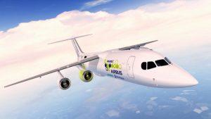 Airbus, Rolls-Royce и «Сименс» объединяются для электрического будущего