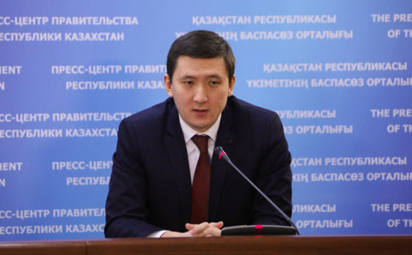 Олжас Алибеков