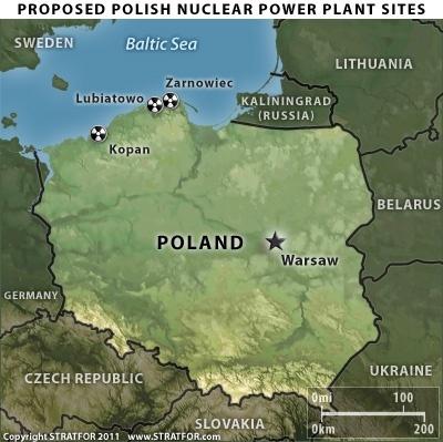 атомная электростанция, Польша