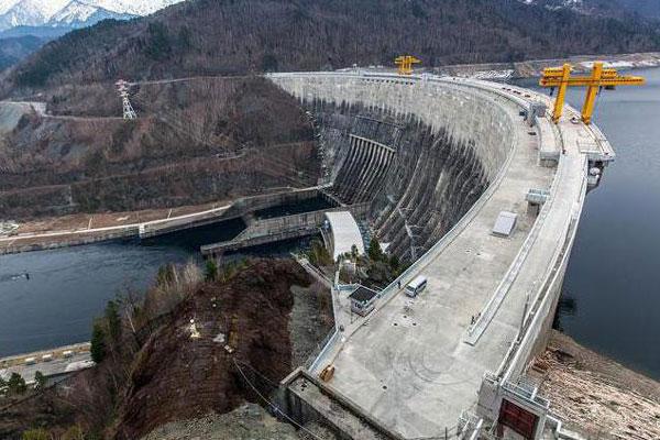 Рогунская ГЭС