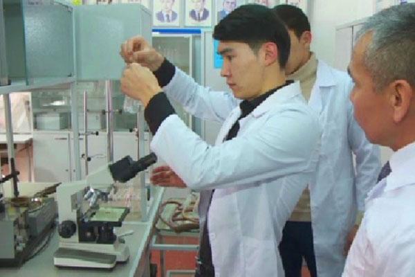 биобатарея, Казахстан
