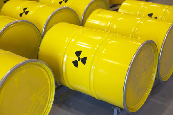 импорт урана
