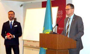 Посол Финляндии г-н Микко Кивикоски (Mikko Kivikoski)