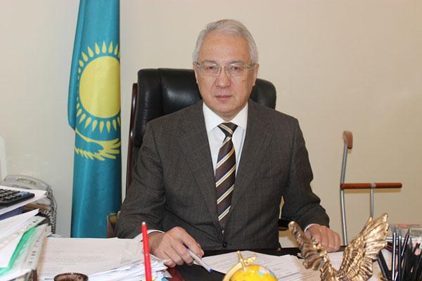Махметгали Сарыбеков