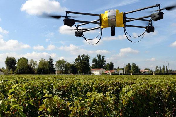 Беспилотники и дроны