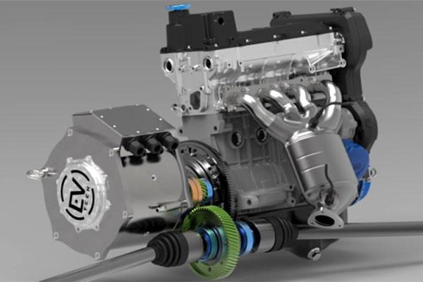ДВИТ-40 предназначен для гибридных электромобилей