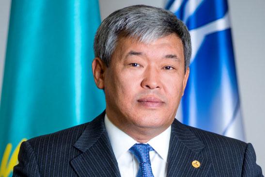Р. Жошыбаев назначен руководителем НАО «Международный центр зеленых технологий и инвестиционных проектов»