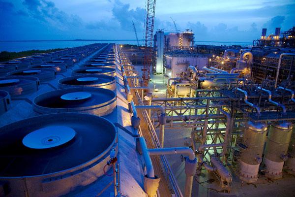 экспорт газа, добыча газа