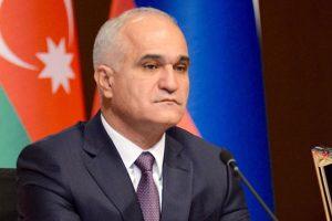 министр экономики Азербайджана Шахин Мустафаев