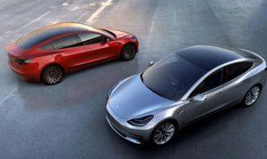 Tesla Model 3, Tesla