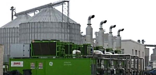 биогазовый завод