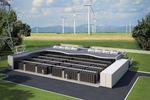 системы хранения энергии