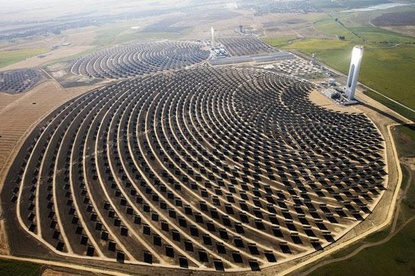 солнечная энергетика, Испания