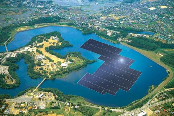 строительство солнечных электростанций в Японии