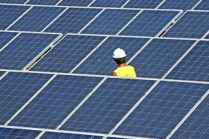 солнечную электростанцию запустили в Мангистау
