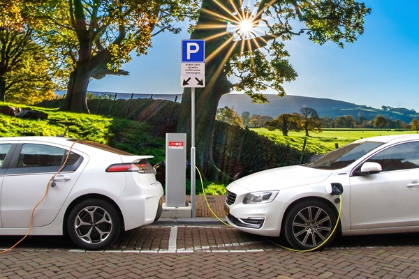 переход на электромобили