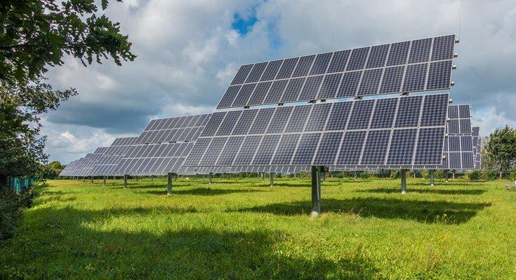 энергия солнца будет доминировать к 2050 году