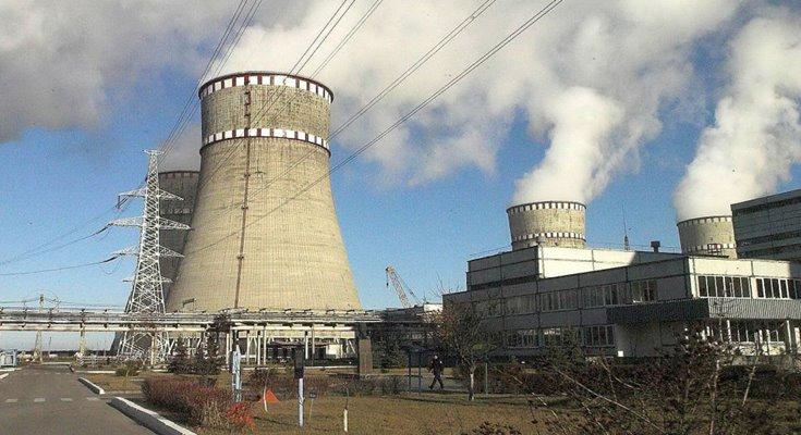 Украина АЭС