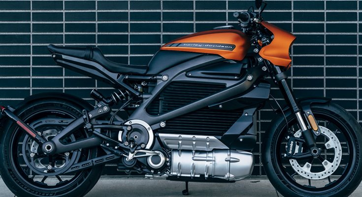 Harley-Davidson электробайк