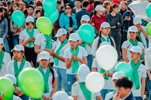 Вместе Ярче, Казахстан, фото 3