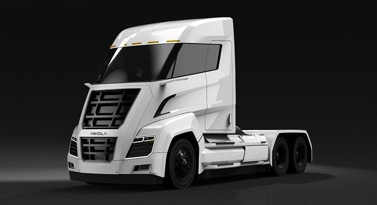 Nikola Motors грузовик
