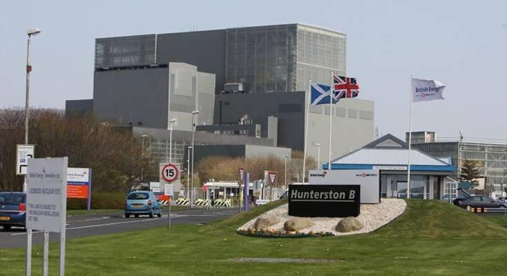 В реакторе шотландской АЭС найдены трещины
