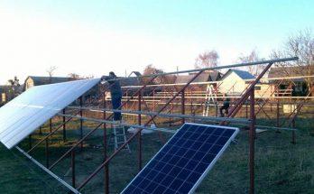 солнечные панели в Украине