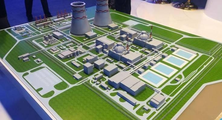 АЭС в Узбекистане