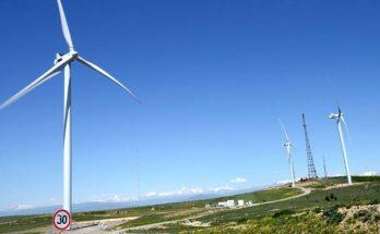 ветряная электростанция Грузия