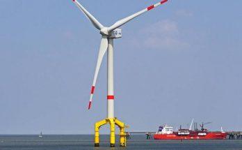 офшорные ветроэлектростанции