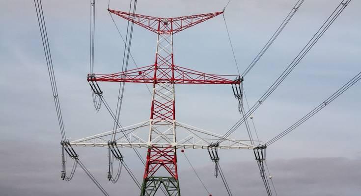 электропотребление России