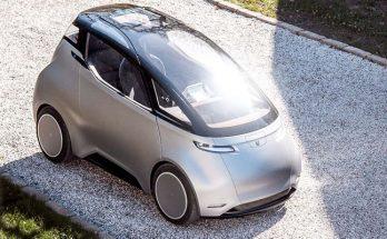 городской электромобиль
