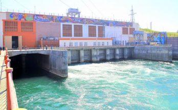 Шардаринская ГЭС