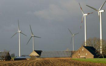 Ветроэнергетика Германии