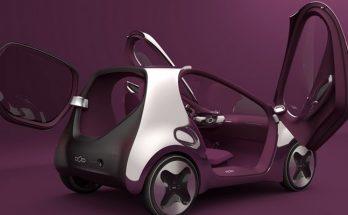 Kia электромобиль