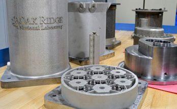 Ядерный реактор на 3D принтере